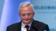 Ermittlungen gegen Ex-VW-Chef Winterkorn