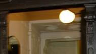 Informale Politik: Stoiber und Merkel in Westerwelles Wohnung