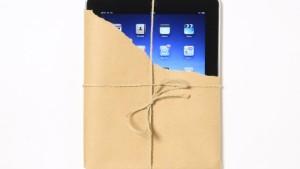 Das iPad ist das Geschenk des Jahres