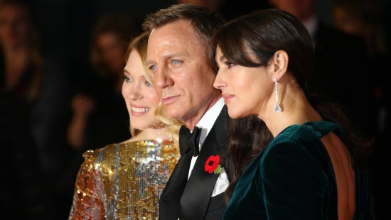 James Bond-Weltpremiere
