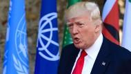 Kein Fortschritt beim G7-Gipfel zur Klimapolitik