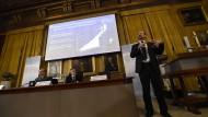 Nobelpreis für Wirtschaft geht an Experten für Vertragstheorie