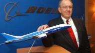 Verantwortlich für den Höhenflug: Boeing-Chef Stonecipher