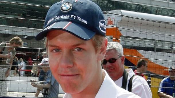 Vettel Stammpilot bei Toro Rosso