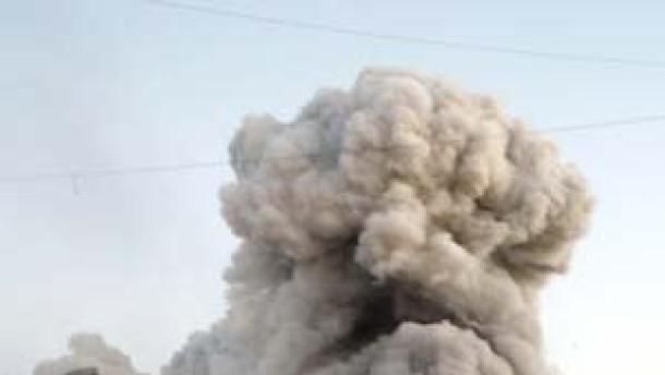Gewalt im Irak erreicht neuen Höhepunkt