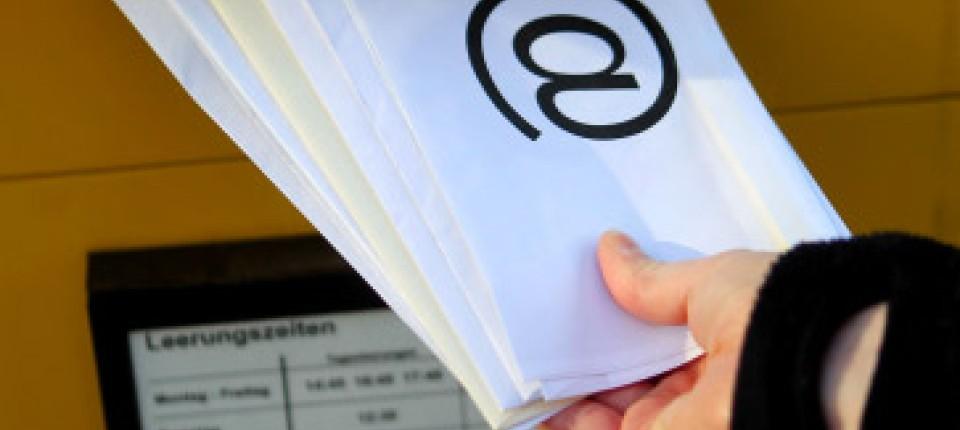 Online Briefe Die Post Im Internet Netzwirtschaft Faz
