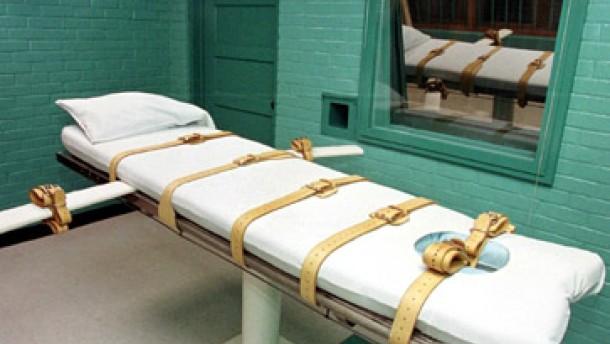 Geistig kranker Doppelmörder in Texas hingerichtet