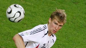 Abschied des Teams auf Berliner Fan-Meile