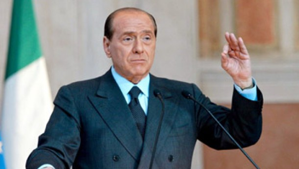 Opposition stützt Berlusconis EU-Präsidentschaft