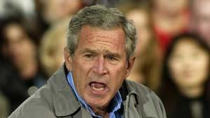Bush besorgt über Teherans Atomprogramm