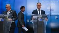 Euro-Zone erzielt Einigung im griechischen Schuldenstreit