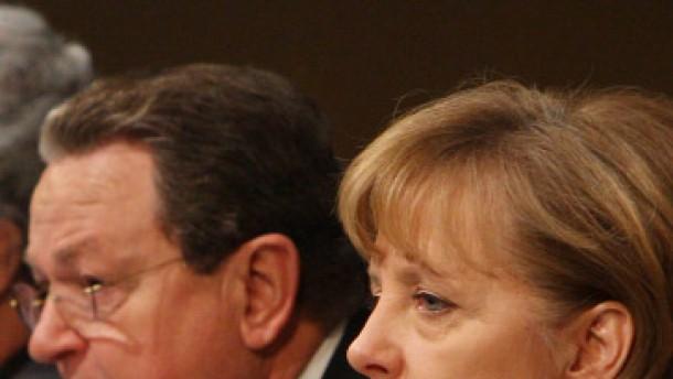 Merkel fordert mehr Moral in der Wirtschaft