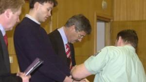 Angeklagter gesteht Tötung Jakob von Metzlers