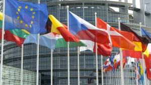 Das Vertrauen in die EU wächst