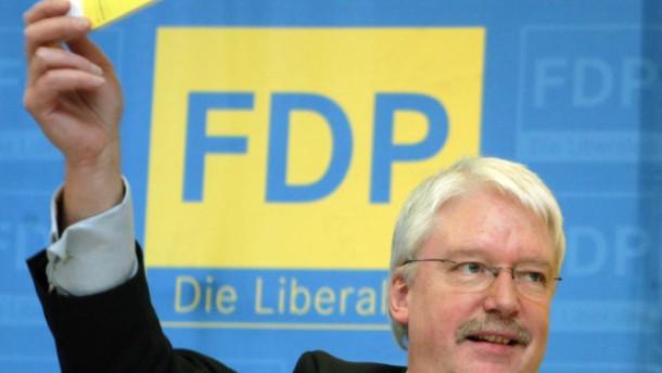FDP möchte die Ernte einfahren