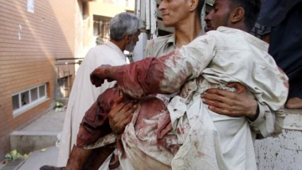 Taliban-Racheakt für Tod Bin Ladins