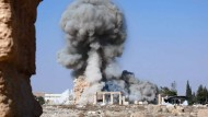 IS veröffentlicht Fotos der Tempel-Zerstörung