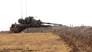 Kampfpause zwischen Türken und Kurden