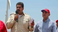 Venezuela setzt auf Zeitumstellung