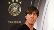Deutsche Fußballer wollen ein Zeichen setzen