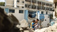 Viele Tote in UN-Schule im Gazastreifen