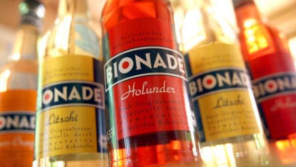 Bionade muss Etiketten ändern