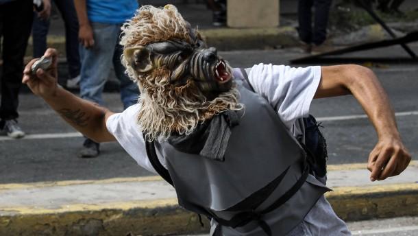 Wieder Tote bei Protesten in Venezuela