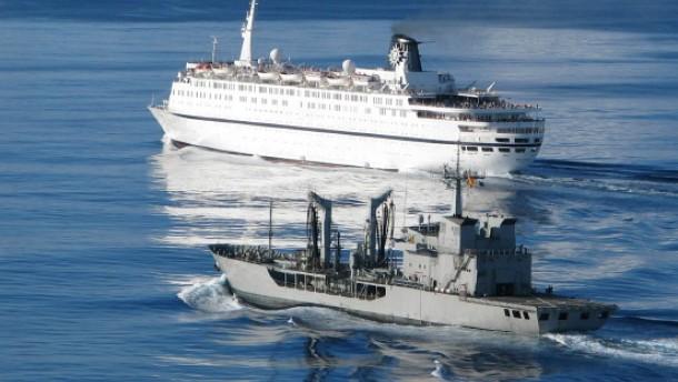 Spanische Marine nimmt Piraten fest