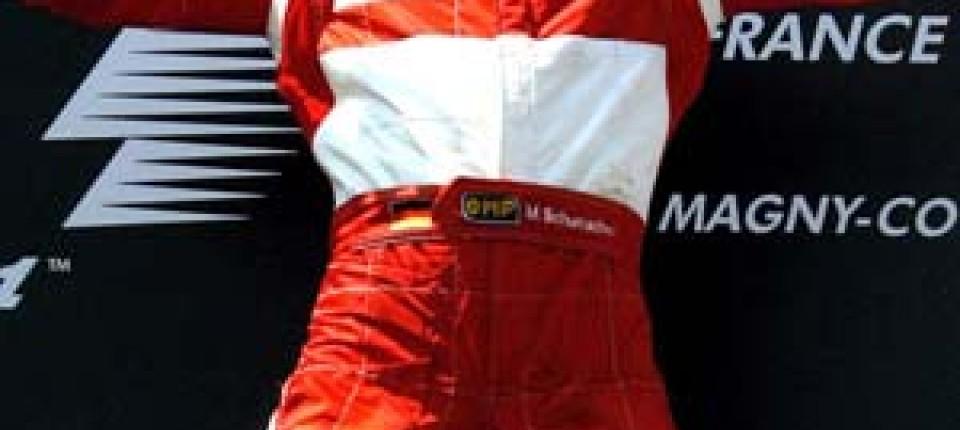 Großer Preis Von Frankreich Rekordsieger Schumacher Meldet Sich