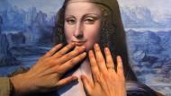 Bitte anfassen: Mona Lisa für Blinde