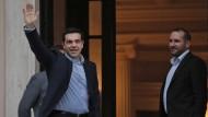 Die neue griechische Regierung und ihre Folgen