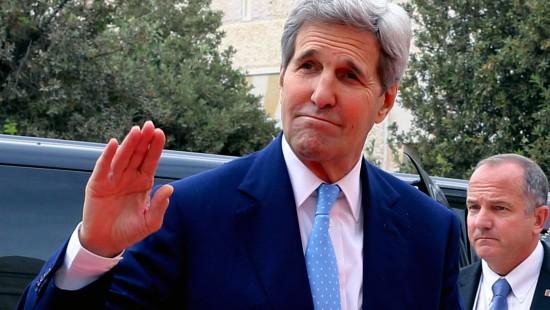 Kerry zu Gesprächen in Saudi-Arabien