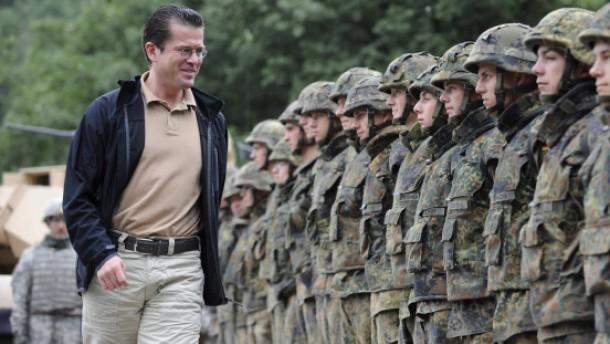 """""""Klare Tendenz für Aussetzung der Wehrpflicht"""""""