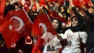Bundesregierung um Deeskalation im Streit mit Türkei bemüht