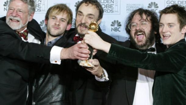 """Golden Globes für Sean Penn und """"Herr der Ringe"""""""