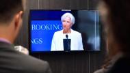 Griechenland braucht Umstrukturierung seiner Schulden