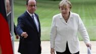 Merkel und Hollande wollen Agenda von Bratislava
