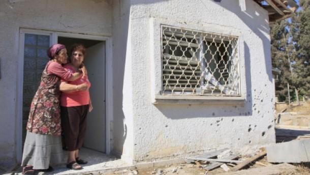 Israel schließt Grenze zum Gazastreifen