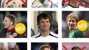 Das FAZ.NET-Nationalteam für die EM 2008