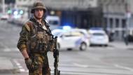 Anschlag in Brüssel vereitelt