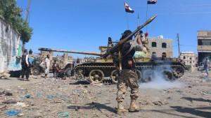 Heftige Kämpfe im Jemen