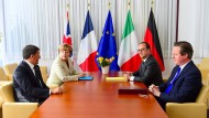 Viel Kritik an den mageren Brüsseler Beschlüssen