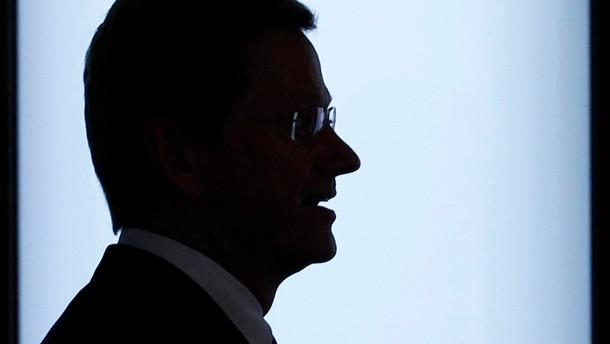 Westerwelle bleibt Außenminister bis zur Wahl