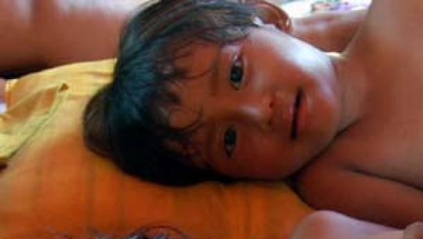 Die Albträume der geretteten Kinder