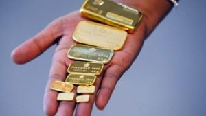 Gold schreibt seine Erfolgsgeschichte fort