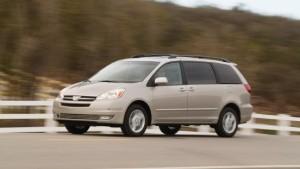Toyota ruft Minivans zurück