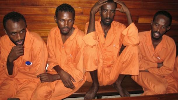 Somalier kommen nicht in Deutschland vor Gericht