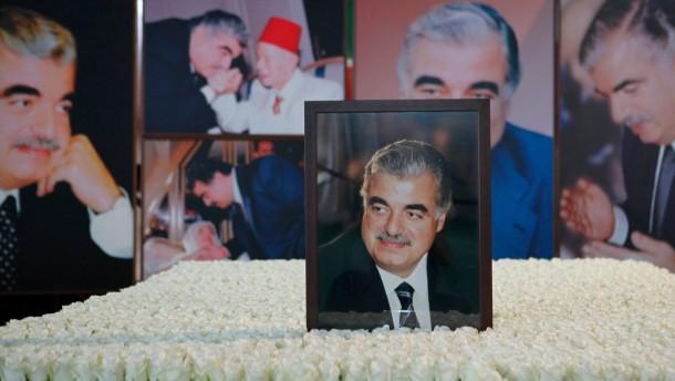 Details des Hariri-Mordes enthüllt
