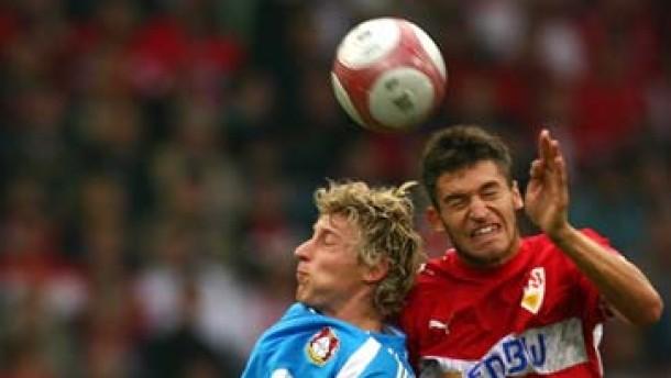 Erster Heimsieg für den VfB