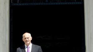 Papandreous wachsende Einsamkeit
